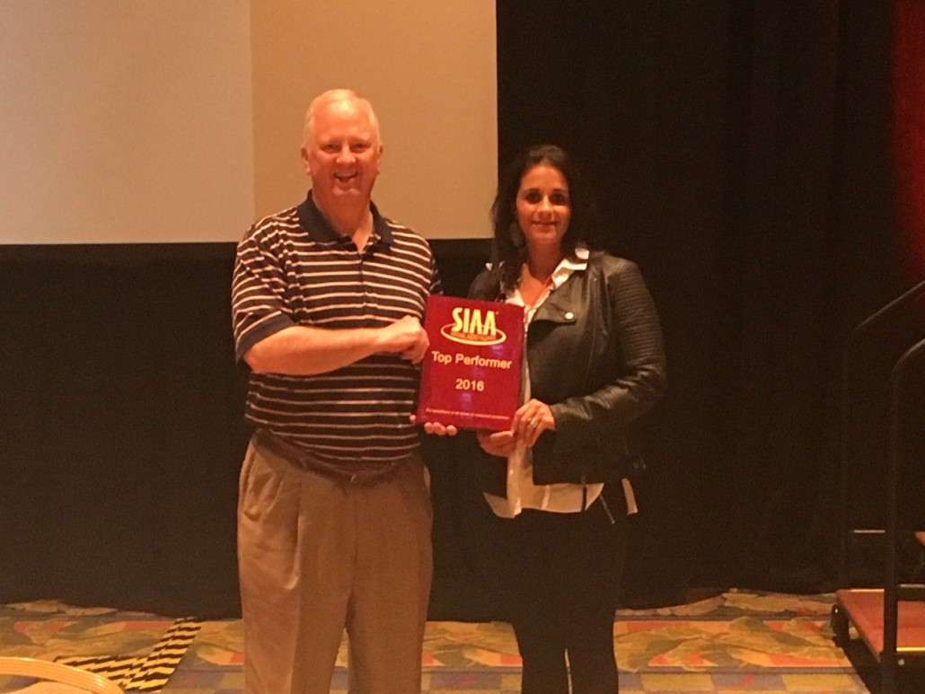 OAA receives top performer award from SIAA