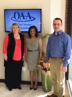 OAA's newest team members