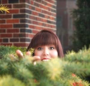 Marsha in Trees