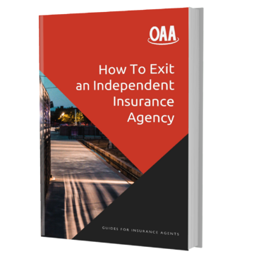 eBook - How to Exit an Independent Insurance Agency
